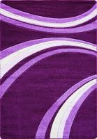 Jakamos 120x180/1353 lila OVÁL